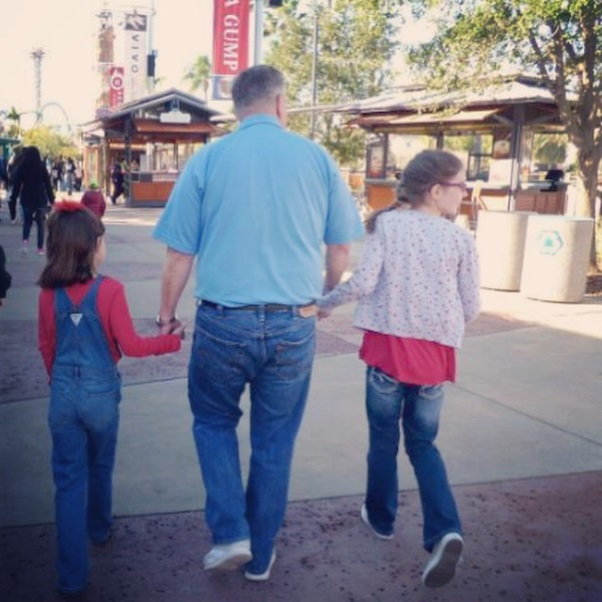 Disneyland Dad
