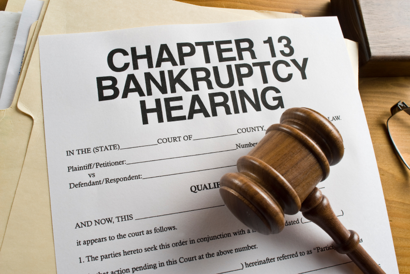 Money Matters Chapter 13 Bankruptcy Blog