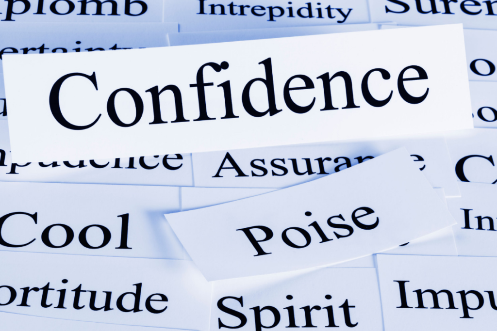 Confidence Comes Calling Word of the Year NEXT Blog