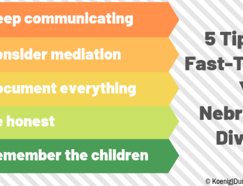 5 Tips to Fast-Track Your Nebraska Divorce