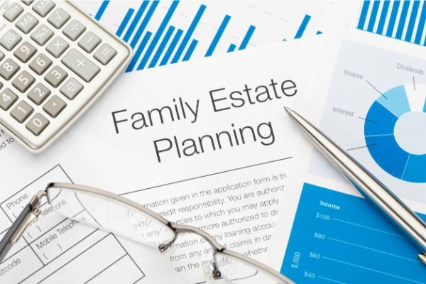 family estate planning documents